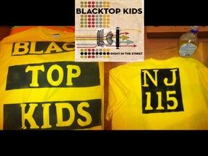 Image of Stencil Shirt & CD Combo!
