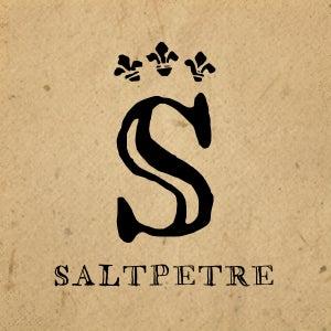 Saltpetre Font - Magpie Paper Works