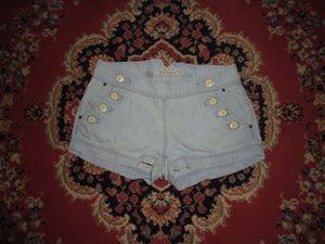 Image of High-Waisted Shorts
