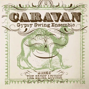 "Image of HSS3 - Caravan GSE - ""An Evening At The Brink Lounge"" CD"