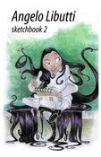 Image of Angelo Libutti Skecthbook 2