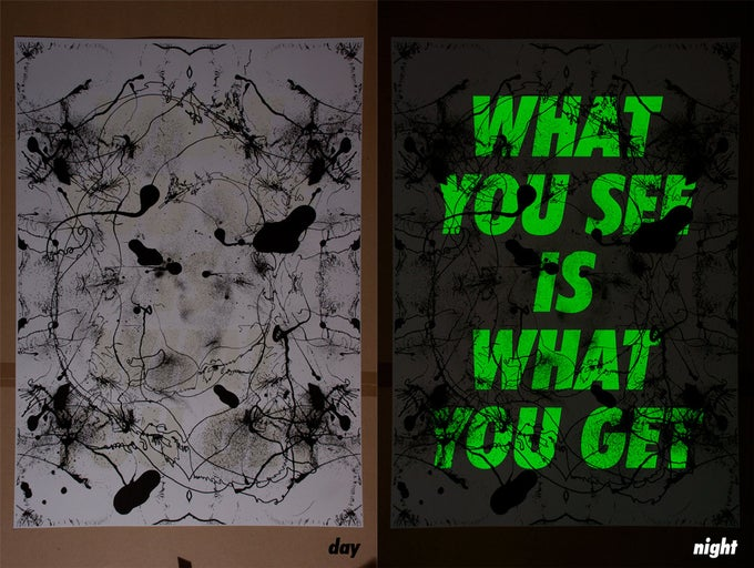 Image of What You See Is What You Get