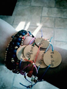 Image of Official twelve Bracelet