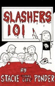 Image of Slashers 101 - SKETCH EDITION