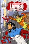 Image of The Mighty Jambo Volume 1: A Quiche Too Far