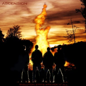 """Image of Ascension-Revolutions start with Rock´N´Roll """"EP"""""""