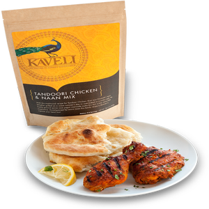 Image of Tandoori Chicken & Naan Mix