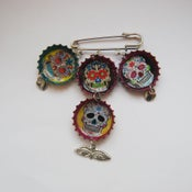 Image of Skull medal