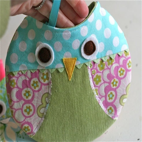 Image of Max the Owl PDF Pattern
