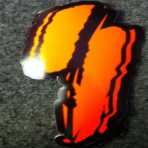 SPEED Energy S Decal