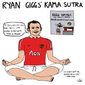 Image of Ryan Giggs' Kama Sutra