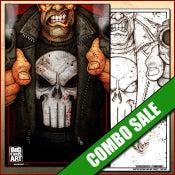 Image of Punisher Combo