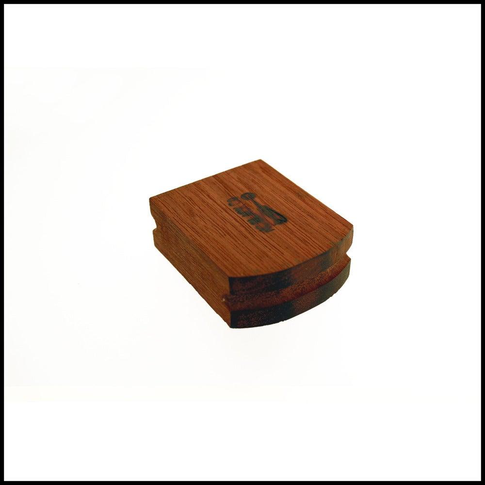 Image of Purple Heart Macro Spiculum Block