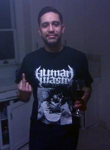 "Image of Human Waste ""Mental Torture"" t shirt"