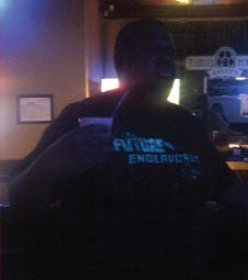 Image of FUTURE ENDEAVORED GLOW IN THE DARK LIMITED EDITION