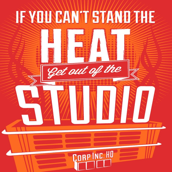 Image of If you can't stand the heat