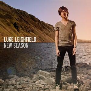 Image of Luke Leighfield | New Season | Deluxe CD Album