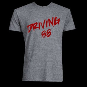 "Image of Limited ""Driving 88"" - Heather Grey Tee"