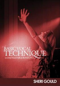 Image of Basic Vocal Technique
