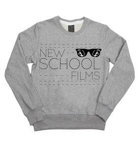 Image of New School Films Cotton Crewneck