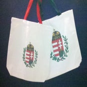 Image of Tote Bag with Crest