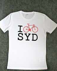 Image of Road Bike Design Men's TShirt