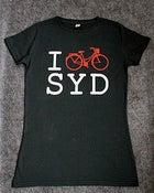 Image of Urban Bike Design Ladies TShirt