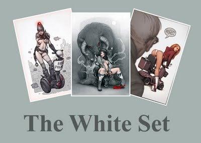 Image of The White Set
