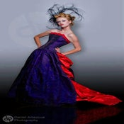 Image of Salon De Paris Gown CUSTOM SIZED