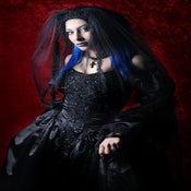 Image of Gothic Fairytale Gown CUSTOM SIZED