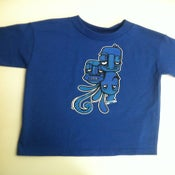 Image of Blue Faces Youth T