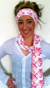 Image of Support The Kid - Fleece Headband / Ear Warmer