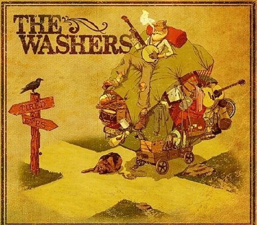 """Image of The Washers, """"Tired Eyes"""""""