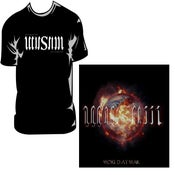 Image of World at War CD & T-Shirt Bundle