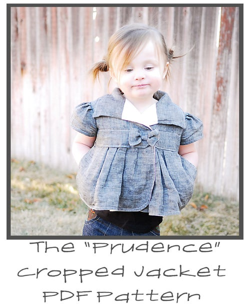 Image of Prudence Jacket Sizes 5-10