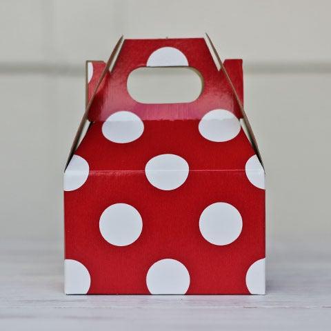 Image of Mini Gable Box - Pattern
