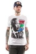Image of BHG Nelson Mandela Crew T-Shirt Squared