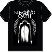 "Image of Bleeding Oath - 50 Limited Edition ""FUCK OFF"" Shirt."