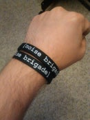 Image of Noise Brigade Wristbands