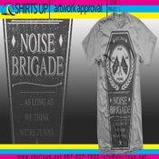 Image of Coffin '...As Long As We Think We're Funny' Shirts
