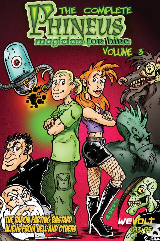 Image of Complete Phineus Volume 3