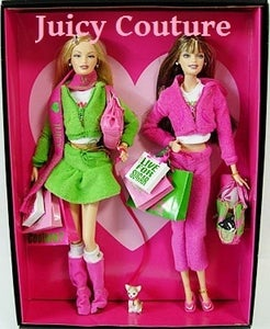 Image of Juicy Couture Dolls