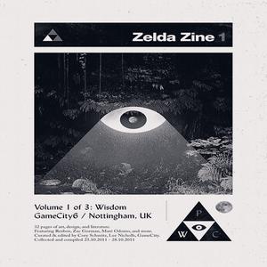 Image of Zelda Zine 1
