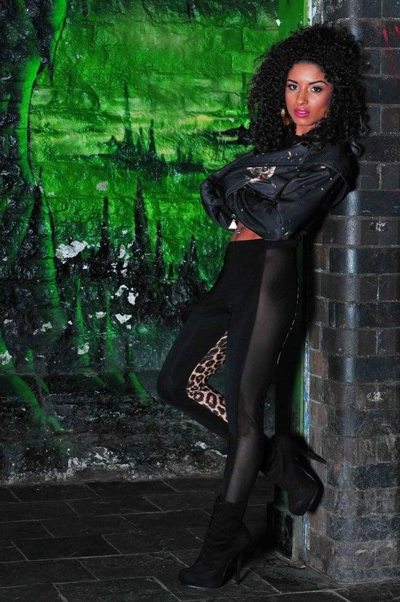 Image of ONIA Leggings in CLASSIC LEOPARD Digital Print