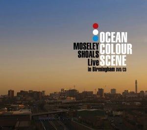 "Image of SALE WAS £16.99 NOW £9.99 ""Moseley Shoals Live"" Limited Edition CD/DVD"