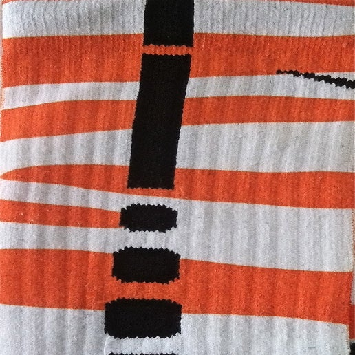 Image of Nike Elite Predator Edition Orange & White Tiger
