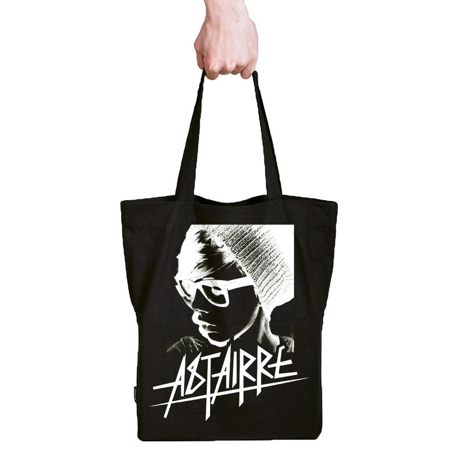 """Image of Stofftasche """"Astairre"""" schwarz"""
