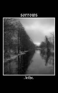 Image of Sorrows - Lethe (Cassette)