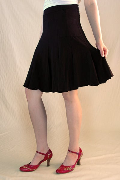 Image of Seven Year Skirt-Black