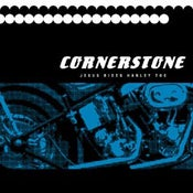 Image of Cornerstone - Jesus Rides Harley Too - FBRCD304